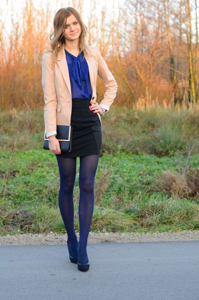 17 Best images about Blue Tights on Pinterest