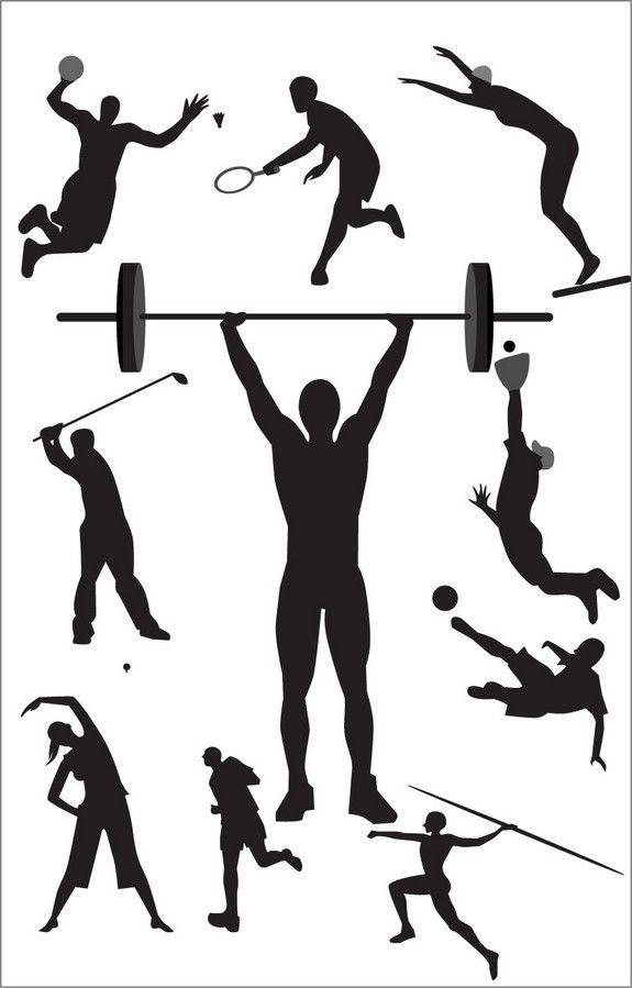 Sportsmen Set [EPS File]