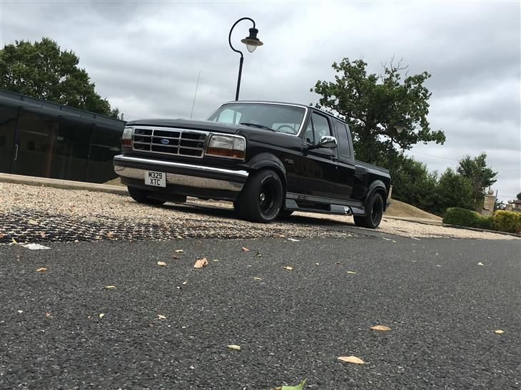 Used 1995 Ford F150 for sale in Essex   Pistonheads