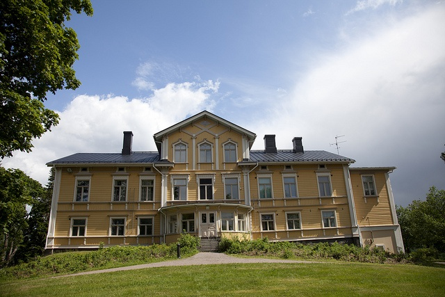 Kiala Manor House, Porvoo by buxtedgubben, via Flickr