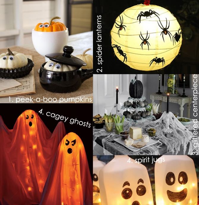 diy halloween decorations - Do It Yourself Halloween Decorations