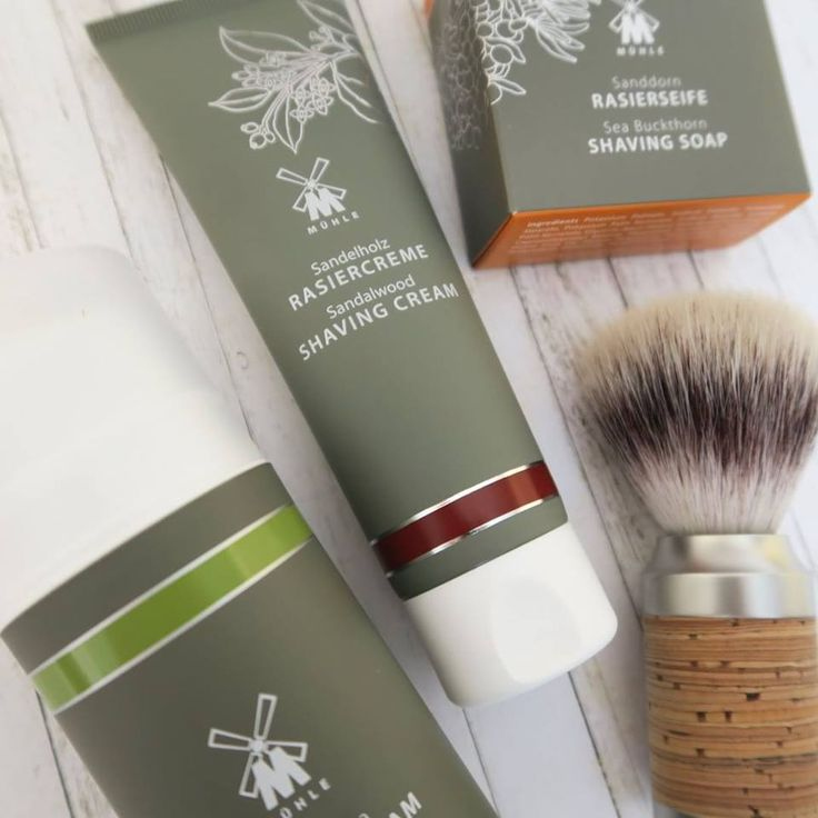 Shaving Products - Mühle