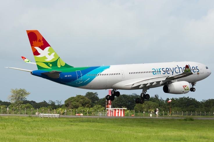 Airbus A330-243 (Air Seychelles) | República das Seicheles