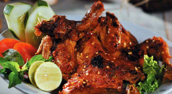 Resep Bumbu Ayam Bakar Dan Cara Membuat Ayam Bakar Kecap Sederhana Resep Resep Ayam Resep Masakan