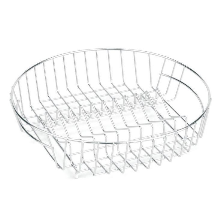 Accessories - Draining Baskets - Cellini Stainless Steel Draining Basket