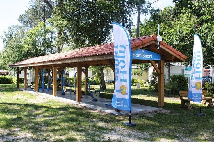 Camping Les Landes Pour du sport en plein air