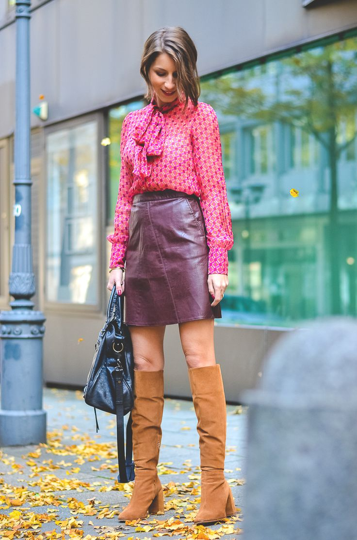 OUTFIT: PINK OCTOBER