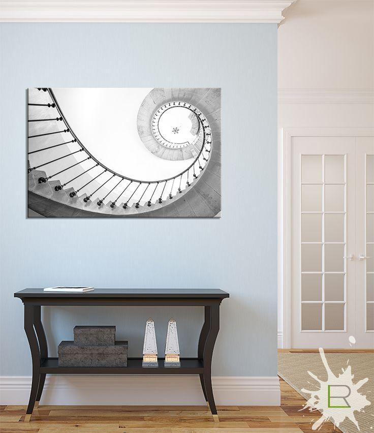 Obraz schody