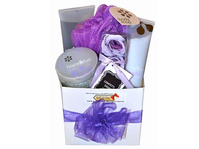 Cool and Calm, Pamper Gift Box