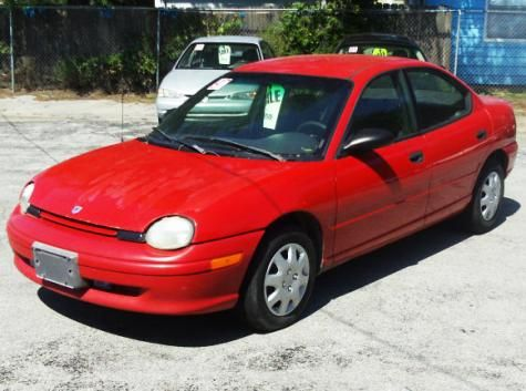 Cheap Cars For Sale >> Cheap Dodge Neon EX '97 For Sale in Nebraska — $1750 | Cheap Cars For Sale | Pinterest | Sedans ...