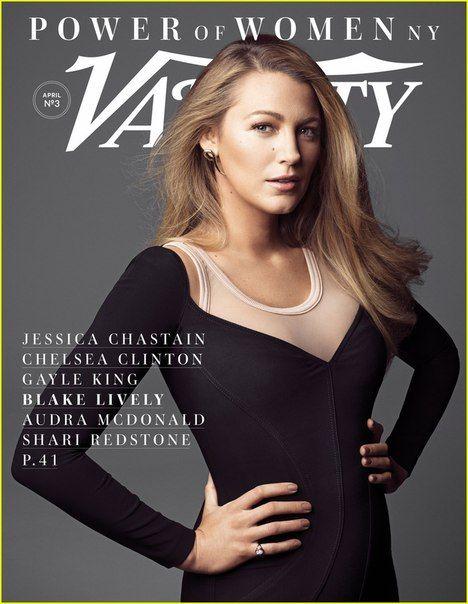 Blake Lively, Jessica Chastain, Audra McDonald и другие в специальном выпуске Power of Women журнала Variety / 2017