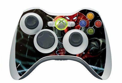 Xbox 360 - Spiderman Controller Skin