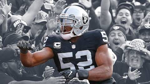 NFL 2017: Khalil Mack: Return of the Mack - Oakland Raiders defensive end Khalil Mack is a force to be reckoned with