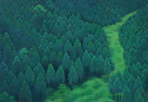 Kaii Higashiyama, a Japanese artist