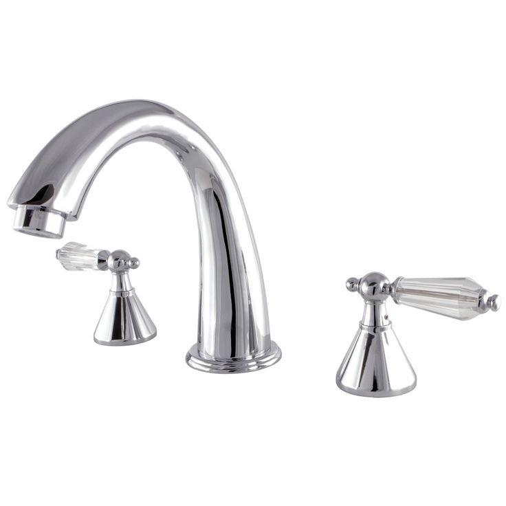 Best 25+ Roman tub faucets ideas on Pinterest | Tub faucet ...
