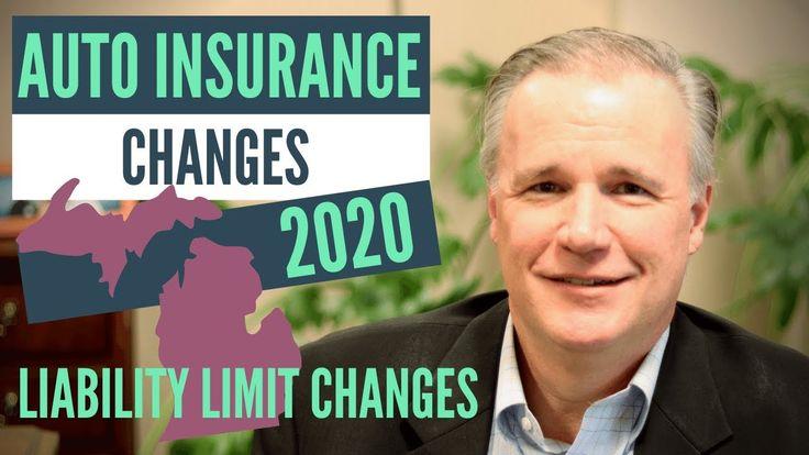 Michigan nofault insurance changes 2020 liability