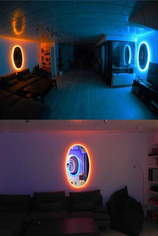 Portal-Spiegel