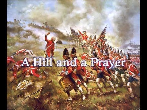 battle of bunker hill where is bunker hill  american revolution battle of bunker hill