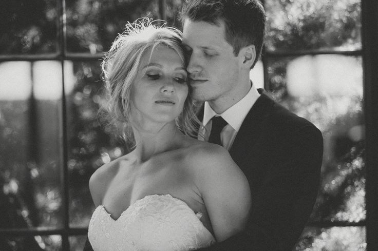 bride + groom photo shoot