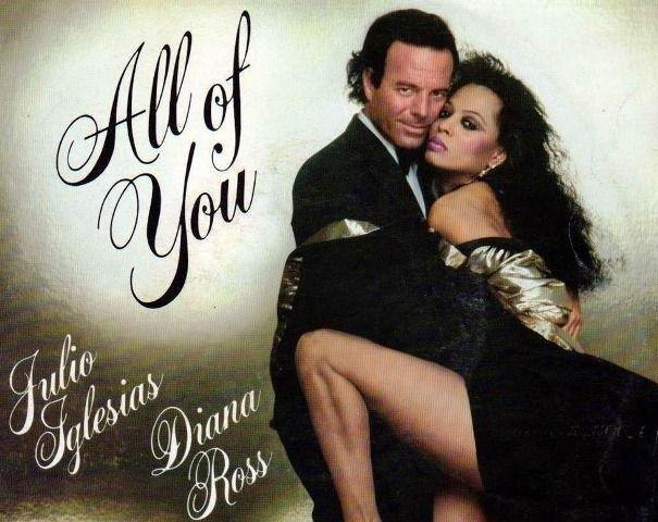 Diana Ross & Julio Iglesias - All Of You