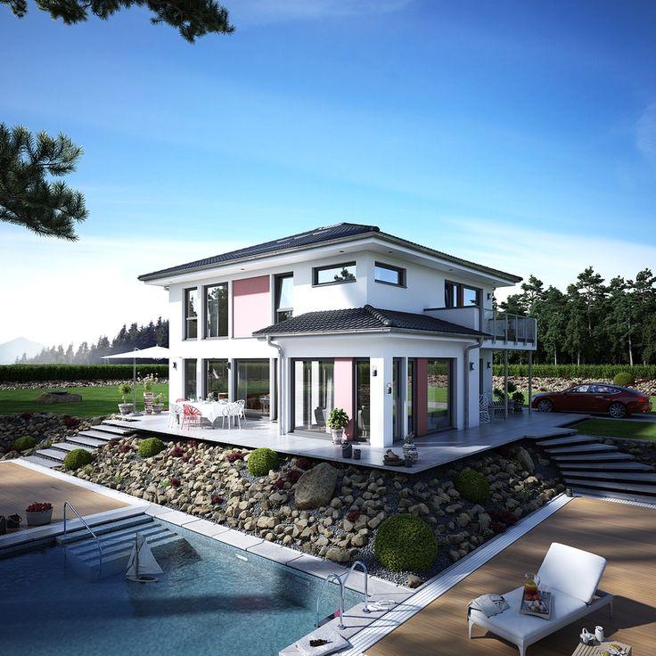Villa Fantastic 165 - toit à 4 pans