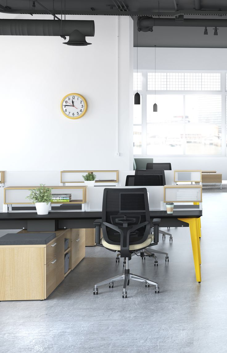 Upswing has one goal in mind: to bring a unique flair within the work environment while adapting to the realities of today's ergonomic workspaces.