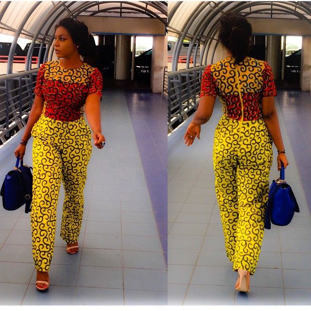 /african-dresses/ Lovely Ankara Design for Ladies - twinglestyle Fashion Zone.see more at http://twinglestyle.blogspot.com