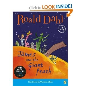 Roald Dahl is the master of dispensing with literary parents in fun and inventive ways.