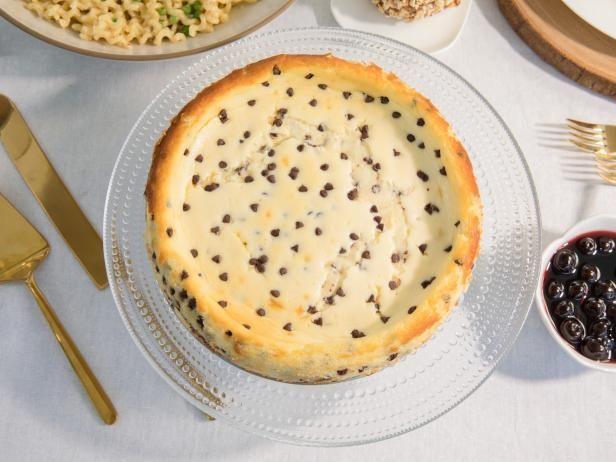 Get Mascarpone Cannoli Cheesecake Recipe from Food Network
