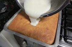 Receita maravilhosa! Sabe aquela cobertura que fica durinha em cima do bolo? Hoje eu vou te ensinar a fazer essa delicia. Cobertura Durinha Para Bolo