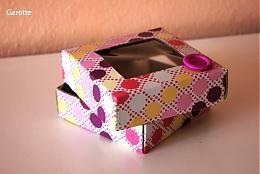 (ne)ReciVeci 1 – Darčeková škatuľka / Garotte » SAShE.sk - slovenský handmade dizajn