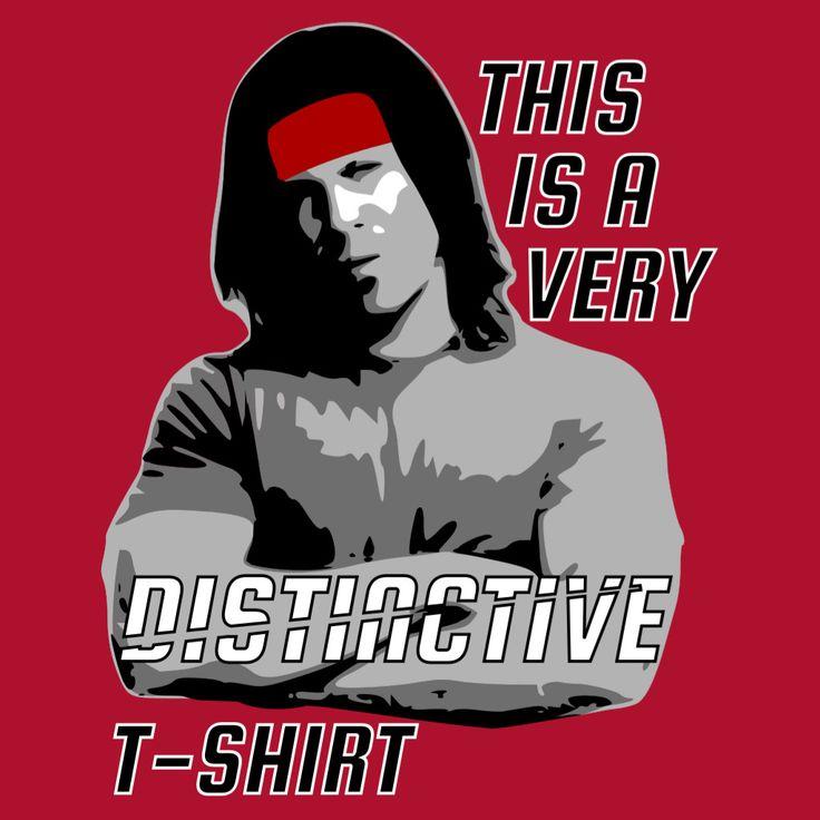 A Very Distinctive T-shirt