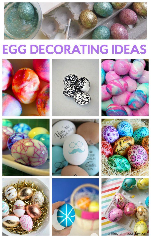 481 best easter crafts images on pinterest easter crafts easter easter egg decorating ideas negle Gallery