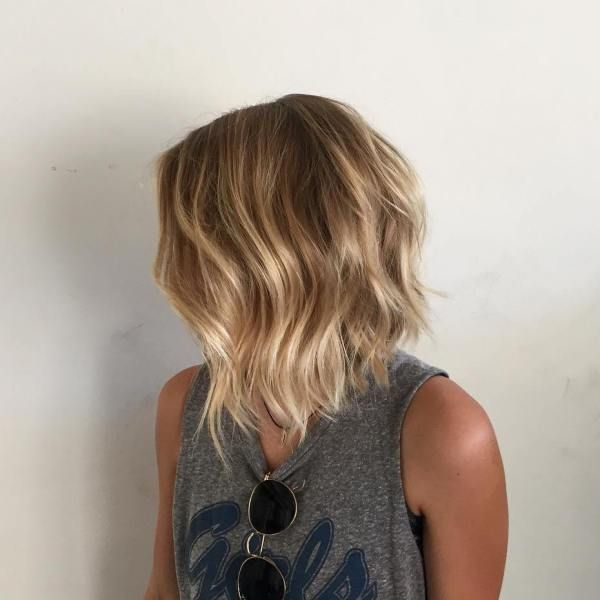 70 Flattering Balayage Hair Color Ideas For 2018 Blonde