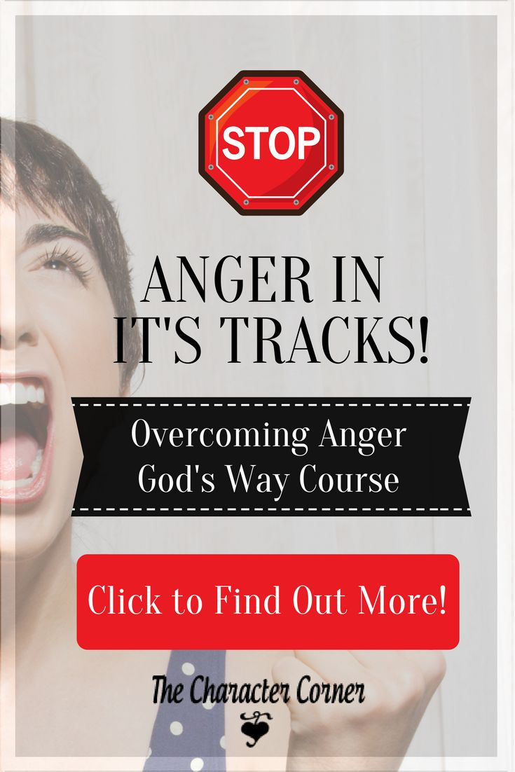 A 7 week video and workbook course with practical action steps to help you manage your anger in a Biblical way.