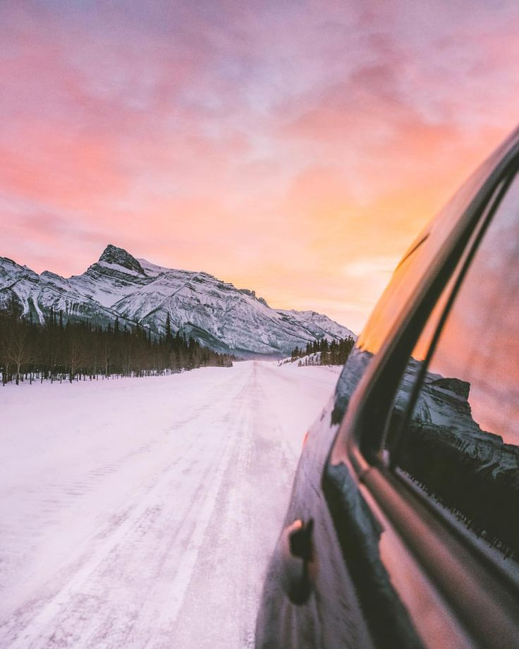Winter adventures in the mountains, so beautiful!