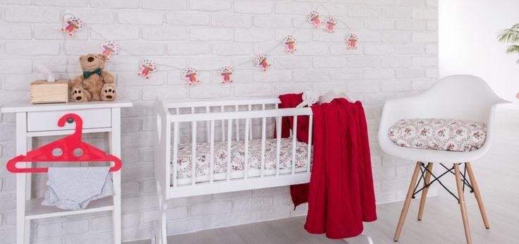 La décoration de la chambre de bébé, tendre et évolutive