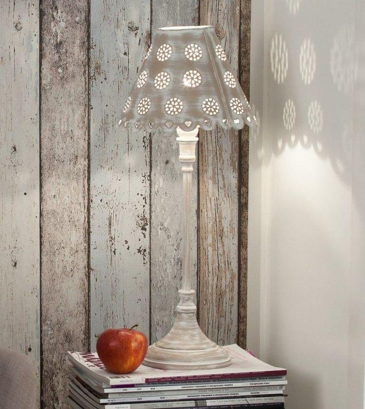 Lampa stojąca ROZALIE  wys. 52cm 52cm #dekoracje #meble #furniture #lamp #lampy #interior #design #decoration #salon #livingroom #home