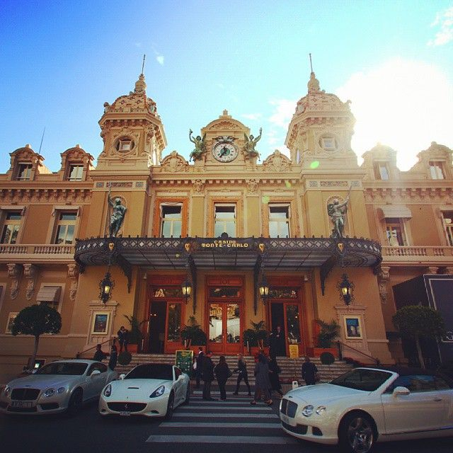 #Casino I love this city... <3 #montecarlo #casino #richpeopleeverywhere by patmelidesign from #Montecarlo #Monaco