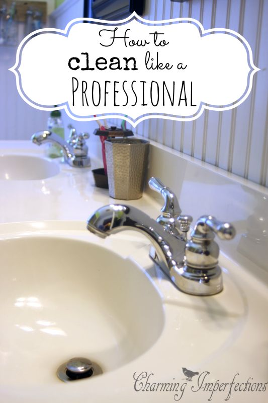 Former professional cleaning lady tells all in this practical guide that will help you clean smart and efficiently.