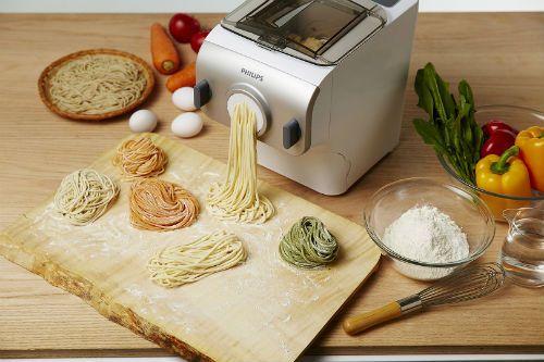 ラーメンもうどんもパスタも! 家庭で麺が作れる「ヌードルメーカー」フィリップスが発売 - ねとらぼ