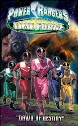 Power Rangers Time Force 2001 / パワーレンジャー・タイム・フォース 平成十三年 .org