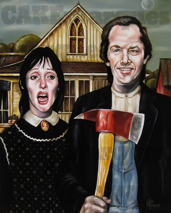 Hey, I found this really awesome Etsy listing at http://www.etsy.com/listing/152463766/cake-marques-a-shining-american-gothic-8
