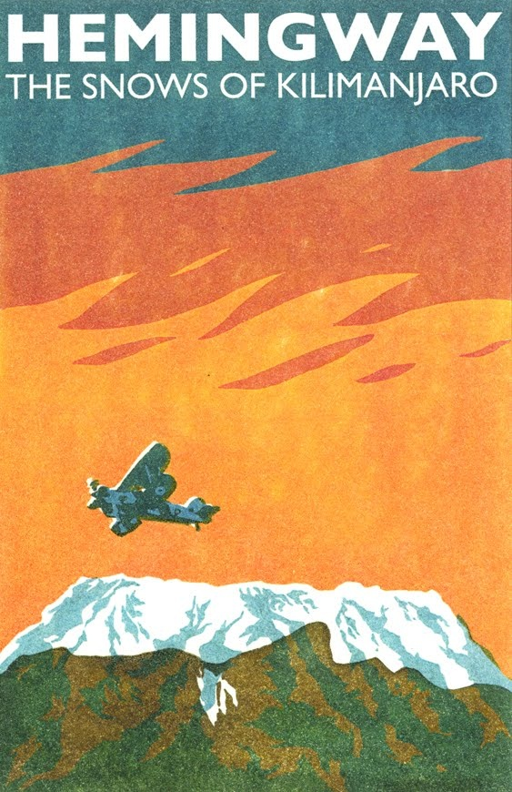 the snows of kilimanjaro The famous hemingway story the snows of kilimanjaro is a simple tale of a writer slowly dying of a wound on a african safari and ruminating over the failures of.