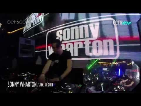 Sonny Wharton live at Octagon Seoul Jan 2014(Sonny is a Jedi Master of the Decks, Studio and Industry. And why he's in my top 10 Artists. ~M.C)