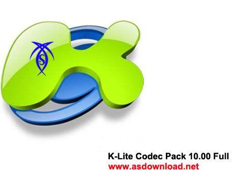 دانلود نسخه جدید قدرتمندترین نرم افزار پخش فیلم و موزیک- K-Lite Codec Pack 10.00 Full