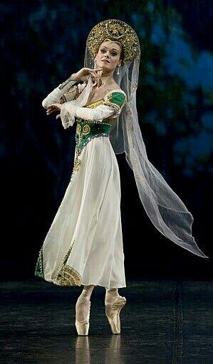 Ulyana Lopatkina /Russian Dance                                                                                                                                                                                 More