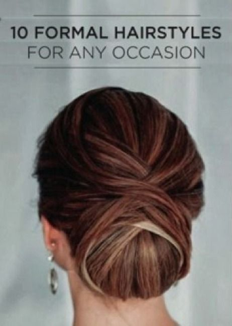 Formal hairstyles you can wear to absolutely any spring event!