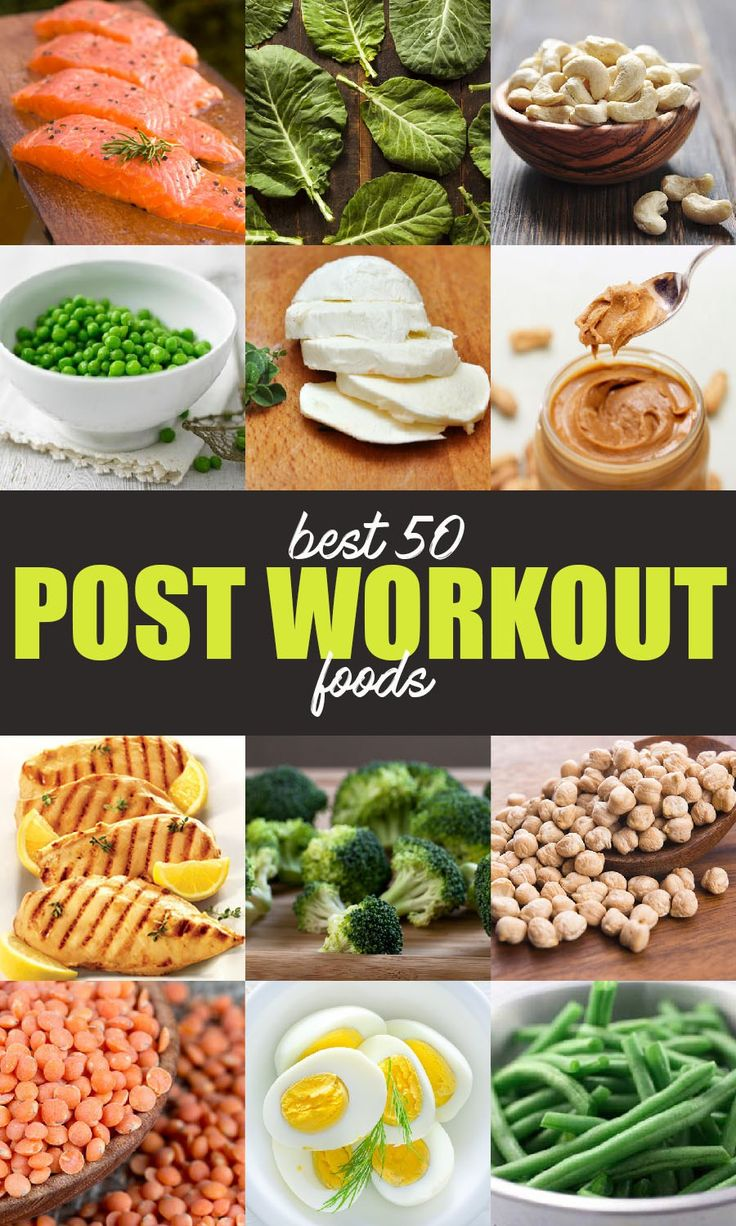 Do you know what to eat after a workout? Since there's so much misleading info out there, I decided to give you a list of the best post workout foods.
