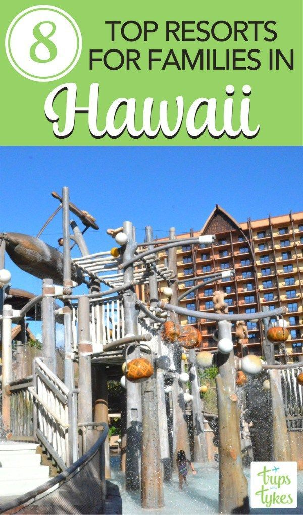 Headed to Hawaii with kids? These top resorts in Maui, the Big Island, O'ahu, and Kauai offer some of the best amenities and vacation experiences for family travelers. Find out why.